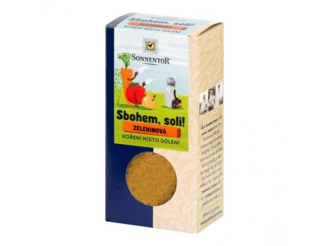 Sonnentor Sbohem, soli! Zeleninová BIO 60 g