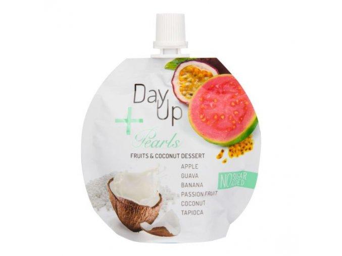Day up Dezert ovocný s kokosem, guavou a tapiokou 100 g