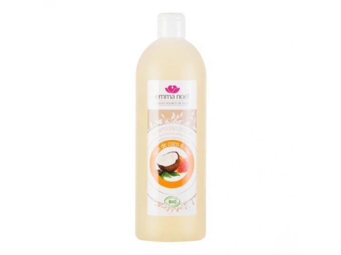 EMMA NOËL Šampon na tělo a vlasy med-kokos 1 l BIO