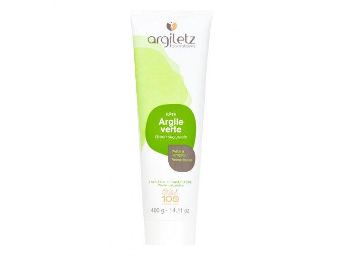 Argiletz Jíl zelený v tubě k přímému použití 400 g