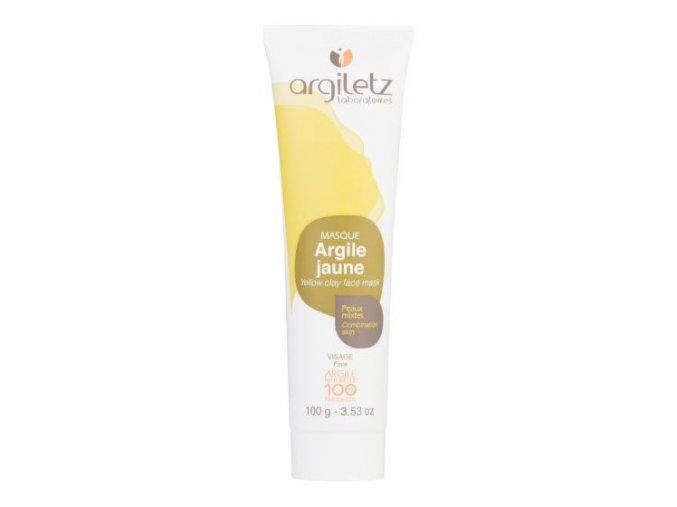 Argiletz Maska pleťová pro smíšenou pleť žlutý jíl 100 g