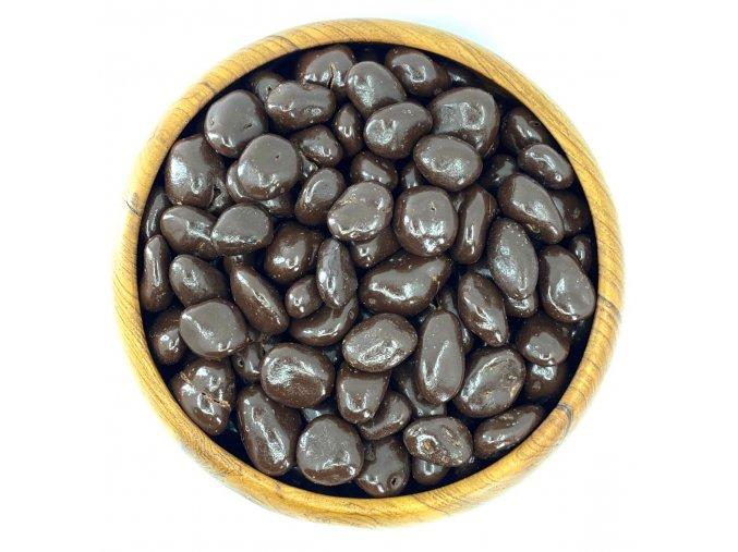 Zdravoslav Kávová zrna v hořké čokoládě 250 g