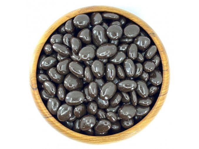 Zdravoslav Rozinky JUMBO v hořké čokoládě 250 g