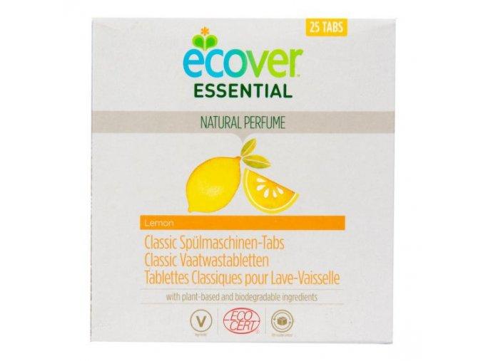 ECOVER tablety do myčky Classic Citron 500 g ECOCERT