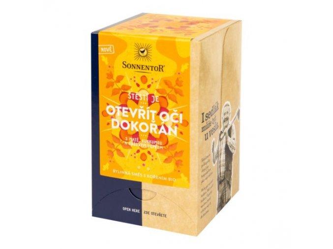 Sonnentor Čaj Mít oči dokořán BIO 30,6 g