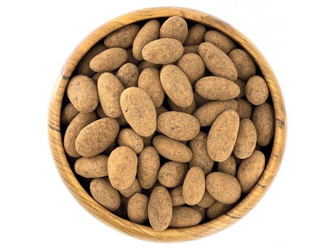 Zdravoslav Mandle v hořké čokoládě a kakau 250 g