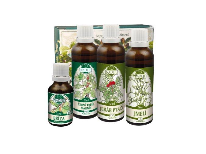 doplnek z bylin pro harmonizaci organismu pri potizich s prechodovym obdobim