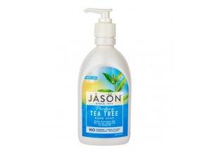 Jason Mýdlo tekuté tea tree 473 ml