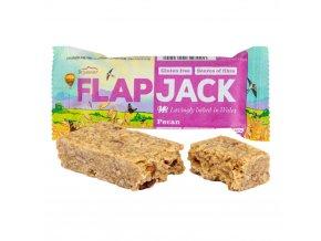 Wholebake Flapjack ovesný pekan bezlepkový 80 g