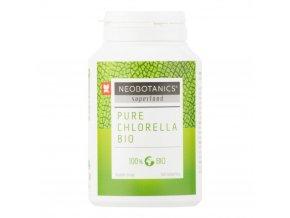 Neobotanics Chlorella Pure 180 tablet BIO 90 g