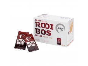 Matcha Tea Čaj Rooibos mletý BIO 60 g (30x2 g) EXP.08.2021