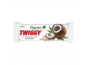 Ekofrukt Tyčinka Twiggy müsli s kokosem BIO 20 g