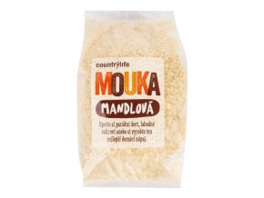 Country life Mouka mandlová 250 g