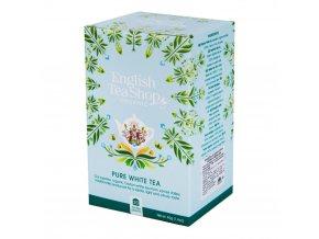 English Tea Shop Čaj Bílý 20 sáčků BIO