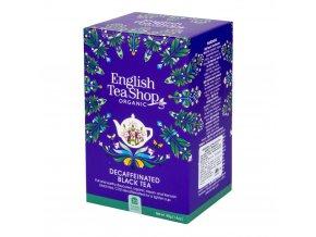 English Tea Shop Čaj Černý bez kofeinu BIO sáčky 20 Ks