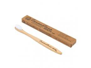 Curanatura Kartáček zubní bambusový SOFT