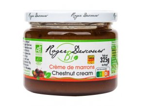 Ardeche Marrons Pyré kaštanové BIO 325 g