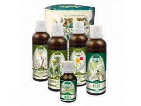 doplnek z bylin ke zmirneni alergickych projevu na pokozce