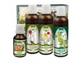 doplnek z bylin jako pomoc pri detoxikaci s protiparazitalnimi ucinky