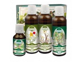 doplnek z bylin pro zlepseni kvality vlasove pokozky