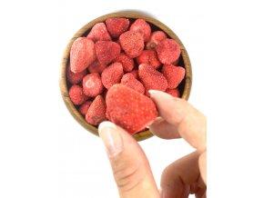 Zdravoslav Jahody lyofilizované celé 150 g