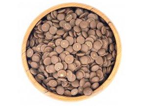 Zdravoslav Belgická mléčná čokoláda 500 g