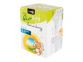 Babio Čaj Heřmánkový dětský BIO 20 g