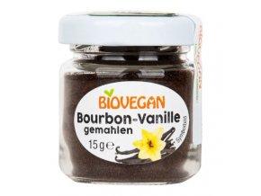 Biovegan Vanilka mletá BIO 15 g