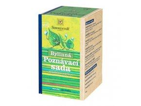 Sonnentor Čaj bylinná poznávací sada BIO 28,5 g