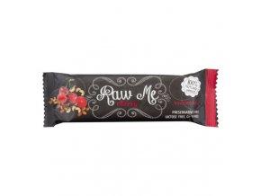 Raw me Tyčinka ovocná s příchutí třešně 45 g