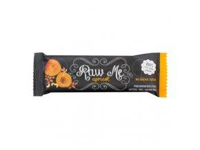 Raw me Tyčinka ovocná s příchutí meruňky 45 g