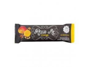 Raw me Tyčinka ovocná s příchutí manga 45 g