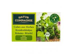 Natur Compagnie Bujon bylinkový kostky petržel BIO 80 g