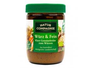 Natur Compagnie Bujon zeleninový sklo BIO 252 g