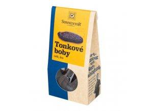 Sonnentor Boby tonkové celé BIO 20 g