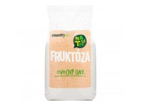 Cukr ovocný fruktóza 500 g COUNTRY LIFE
