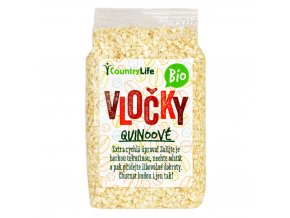 Vločky quinoové 250 g BIO COUNTRY LIFE