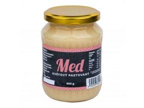 Číhala Med květový pastovaný 500 g