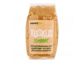 Country life Kuskus celozrnný 500 g
