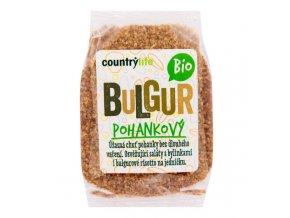 Country life Bulgur pohankový BIO 250 g