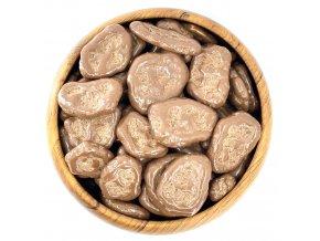 Zdravoslav Banán chips v mléčné čokoládě 250 g