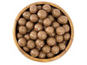 Zdravoslav Lísková jádra v mléčné čokoládě 250 g