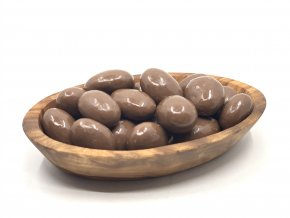 Zdravoslav Mandle v mléčné čokoládě 250 g