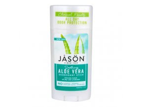 Jason Deodorant tuhý aloe vera 71 g