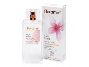 Florame Toaletní voda FRUITS EXQUIS BIO 100 ml