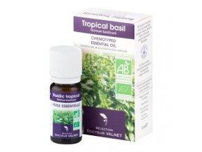 Cosbionat Éterický olej bazalka 10 ml BIO
