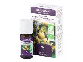 Cosbionat Éterický olej bergamot 10 ml BIO