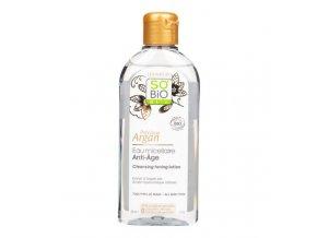 SO´BIO étic Voda micelární 200 ml BIO Anti-Age Precieux Argan