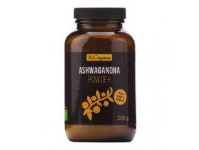 Biorganic Ashwagandha prášek BIO 200g