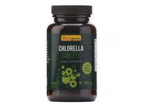 Biorganic Chlorella 400 tablet BIO 200 g